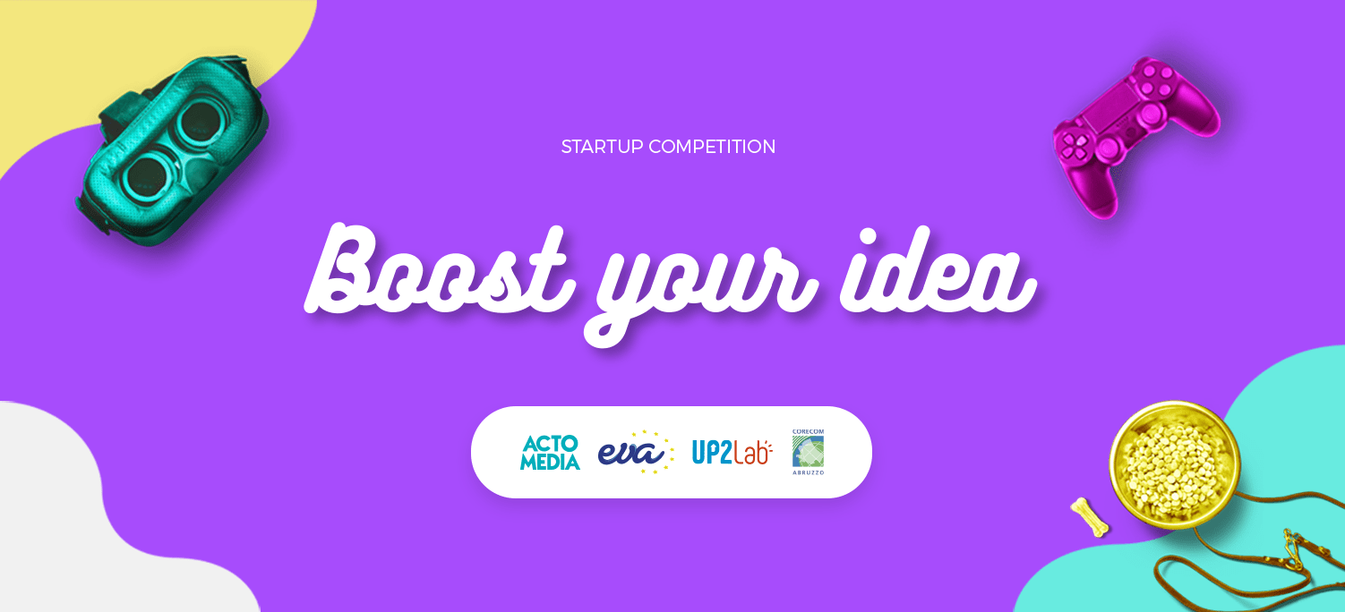 Materahub media sponsor di Boost Your Idea