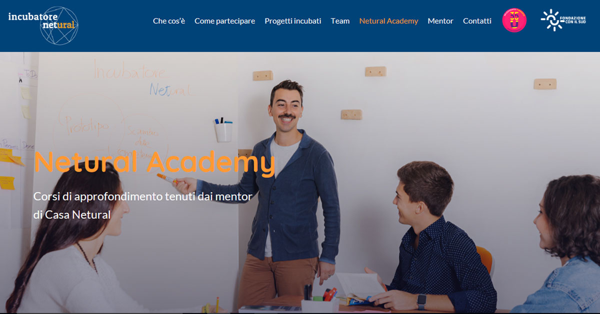A Matera nasce la Netural Academy per nuove opportunità di formazione