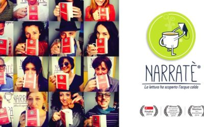 And the winner is….NARRATE', la lettura ha scoperto l'acqua calda.