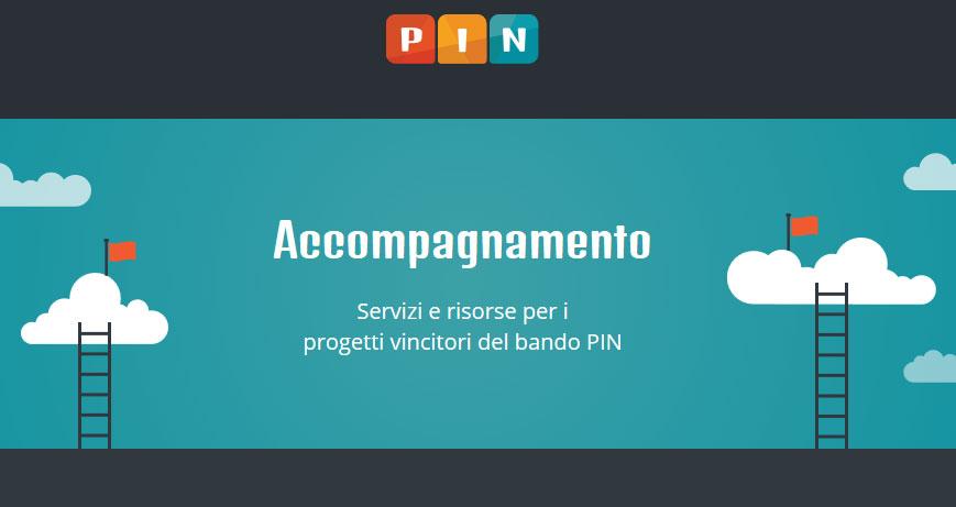 Accompagnamento vincitori bando PIN per professionisti pugliesi