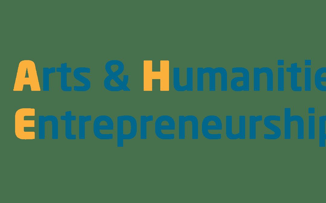 AHEH – Arts & Humanities Entrepreneurship Hubs