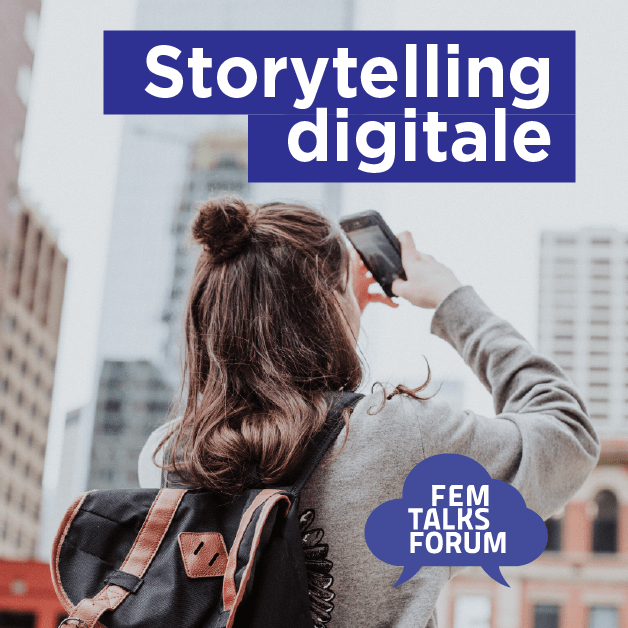 Corso Storytelling Digitale FemTalk