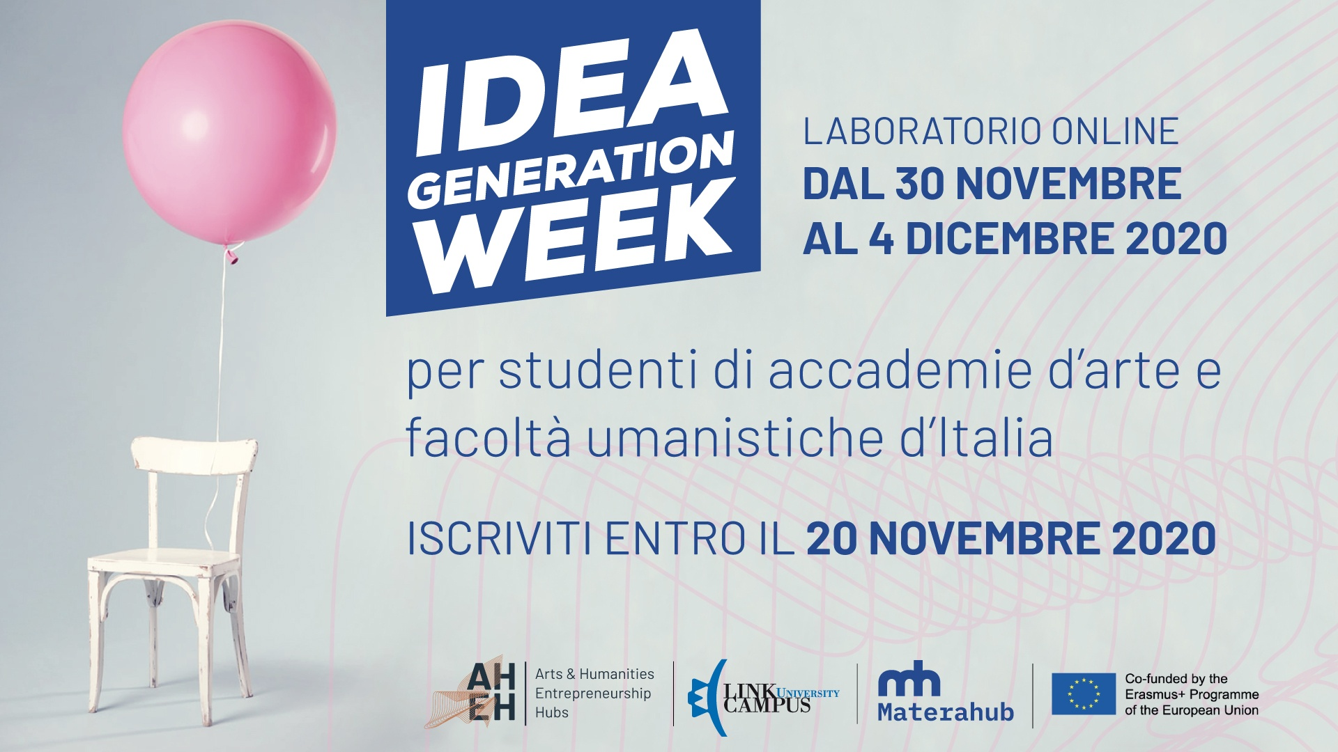 Idea generation week