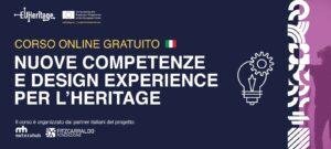 Eu Heritage: Experience Design Lab